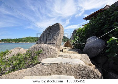 Koh Tao paradise island for your holidays in Thailand