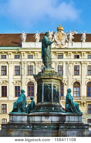 The Monument To Franz Ii