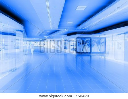 Abstract - Shopping Mall