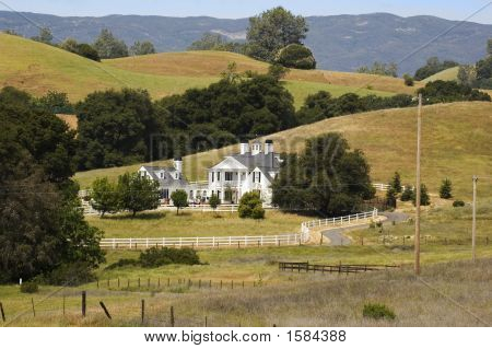 Country Palatial Home