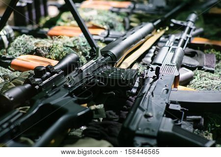 War Guns Arsenal
