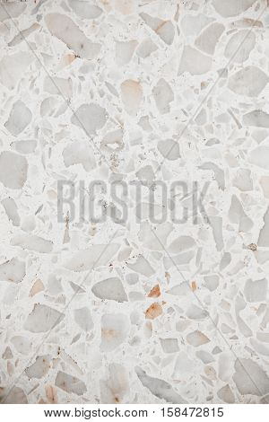 Terrazzo Floor texture background pattern and color Image Vertical
