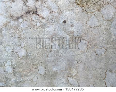 close up old dirty cement wall texture