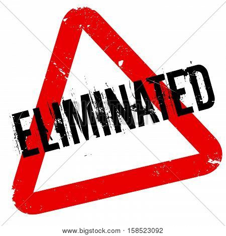 Eliminated Rubber Stamp