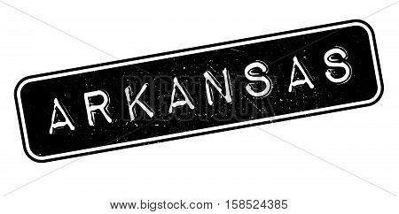 Arkansas Rubber Stamp