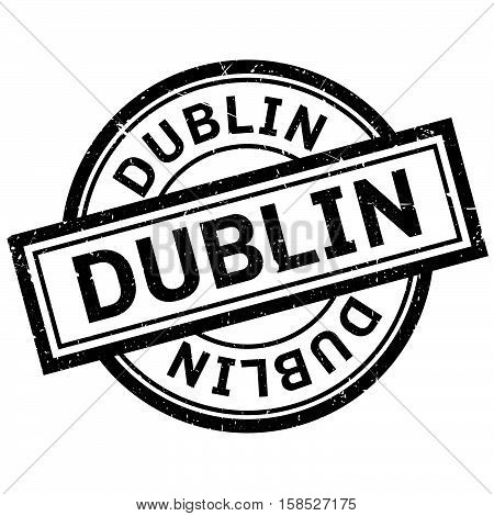 Dublin Rubber Stamp