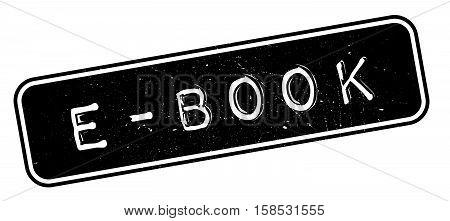 E-book Rubber Stamp