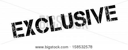 Exclusive Rubber Stamp