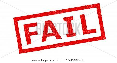Fail Rubber Stamp