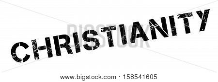 Christianity Rubber Stamp