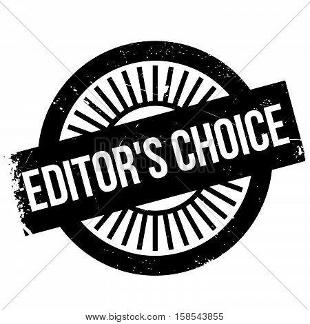 Editor's Choice Stamp
