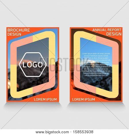 brochure template. annual report sample. leaflet design. flyer layout. magazine cover, brochure design. leaflet layout. presentation template, corporate identity