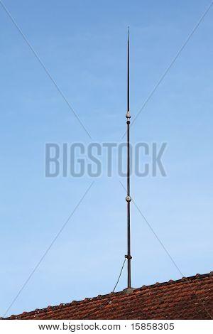 Lightning Conductor Rod