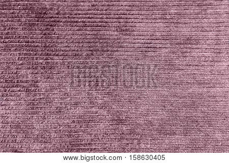 Backgrounds and effects color corduroy fabric for design with space for text or images
