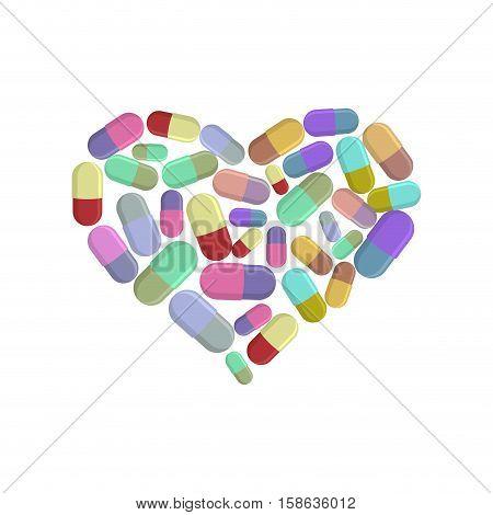 Heart Pills. I Love Dope. I Like Pill