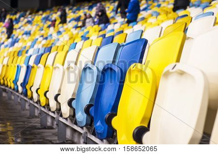 Seat For Watch Some Sport O