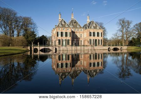 Castle Duivenvoorde is a stately home near Voorschoten in the Dutch province South Holland