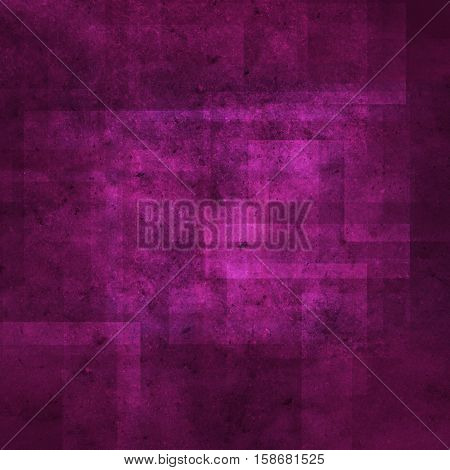 abstract colored scratched grunge background - purple and violet