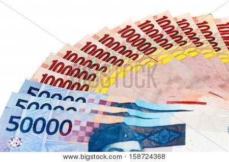 Money Of Indonesian Rupiah