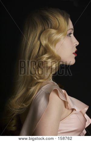 Profile Of A Beauty