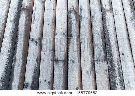 Photo Background Of Wooden Pier Floor