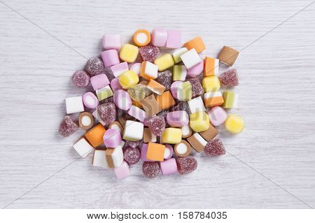 Pile Of Sweet Treats