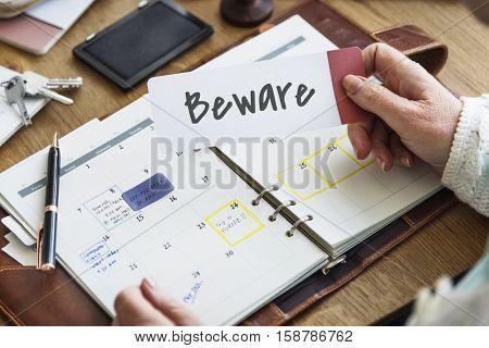 Beware Safety Risk Assessment Surveillance Concept