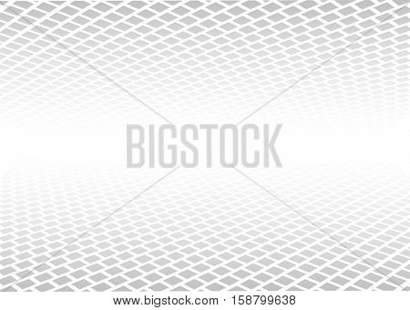 geometric abstract background 3d
