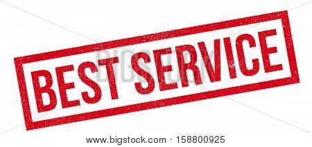 Best Service Rubber Stamp