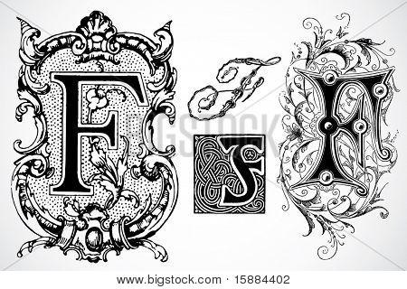 Letter F Images Illustrations Vectors Free