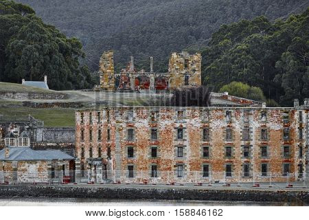 Port Arthur, Tasmania, historic convict settlement