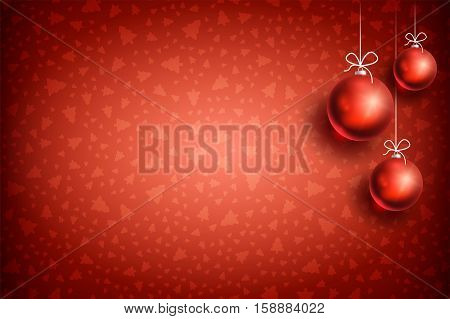 Christmas Ball Ornament Background-04