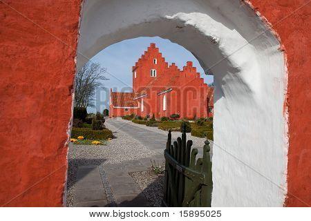Odden Church, Denmark