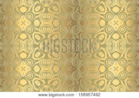 abstract gold vintage background texture wallpaper embossed pattern