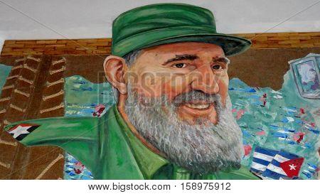 Fidel Castro Cuban politician and revolutionary figure