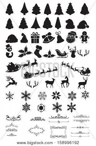 Christmas Symbol Collection