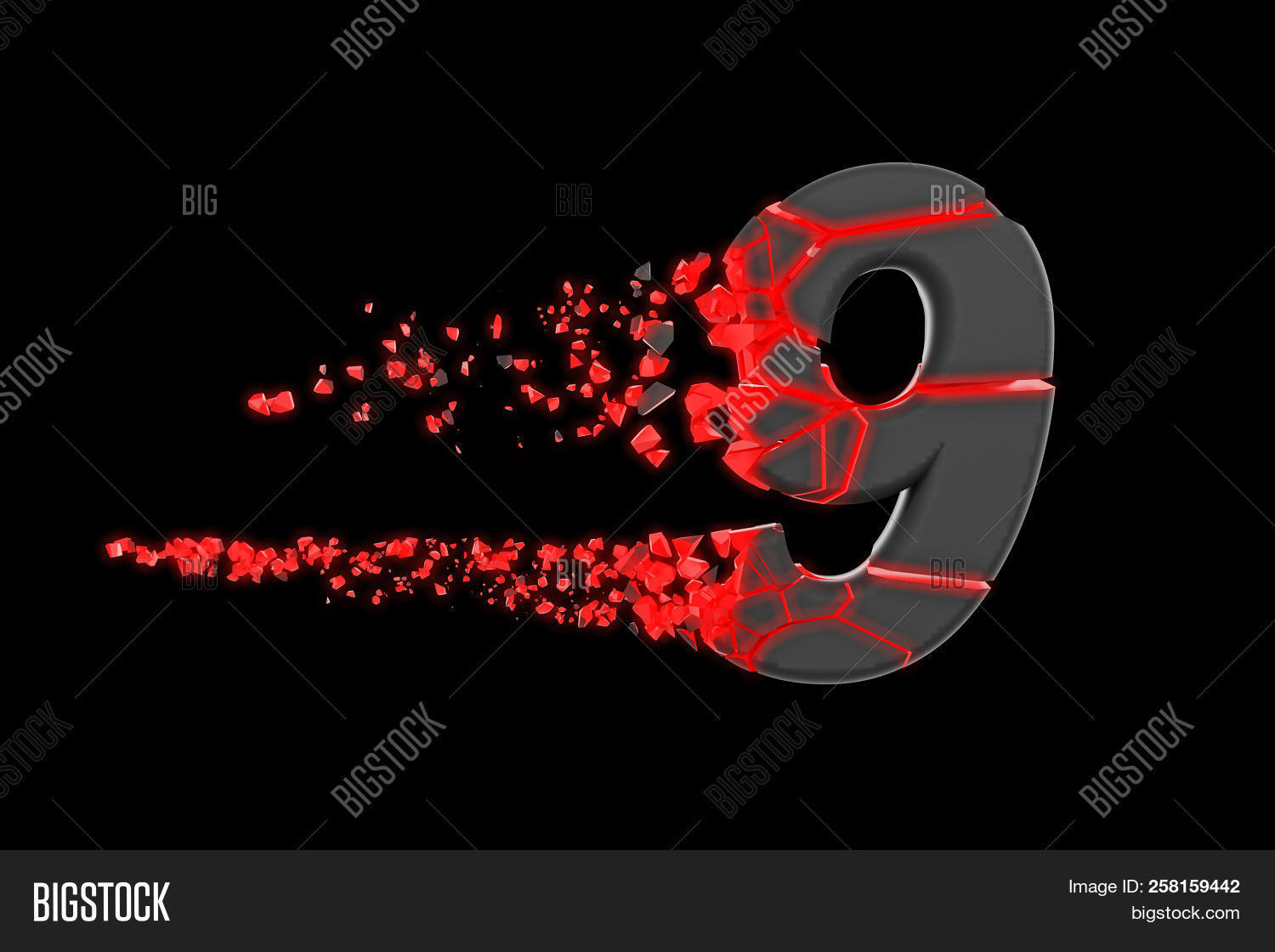 Broken Shattered Fast Image & Photo (Free Trial) | Bigstock