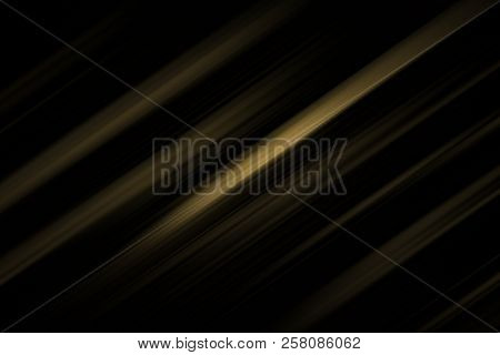 Gold Background Black Background Background Image With Diagonal Light Black And White.