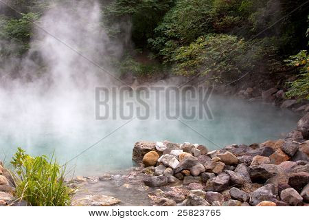 Hot Springs Beitou