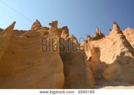 Erosion Sculpture