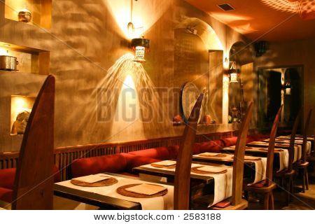 Romantic Dining Setting