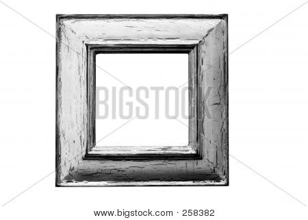 Small Rustic Frame B/w