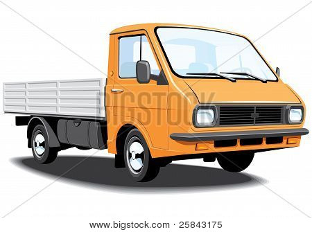 Small truck.