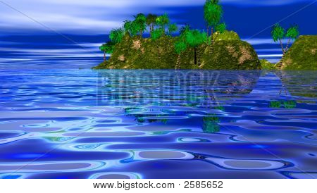 Island High End Distance