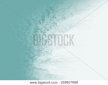 Abstract  3d Rendered Illustration Background For Design