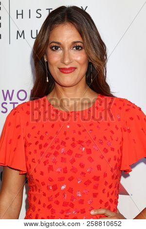 LOS ANGELES - SEP 15:  Angelique Cabral at the Women Making History Awards 2018 at the Beverly Hilton Hotel on September 15, 2018 in Beverly Hills, CA