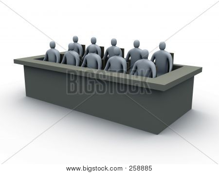 The Jury #1
