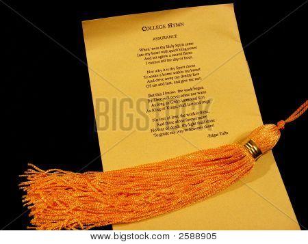 College Hymn And Tassel