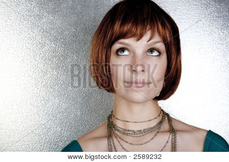 Sassy Red Head