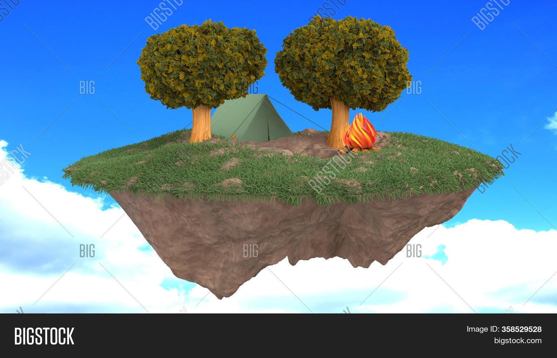 3d Render Cartoon Image Photo Free Trial Bigstock Download 85,810 cartoon tree free vectors. bigstock
